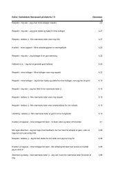 Kolind Skole Gnnsit alle-prioriteret liste - Kolind Centralskole