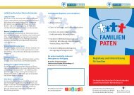 Familien paten - Deutscher Kinderschutzbund Baden-Württemberg