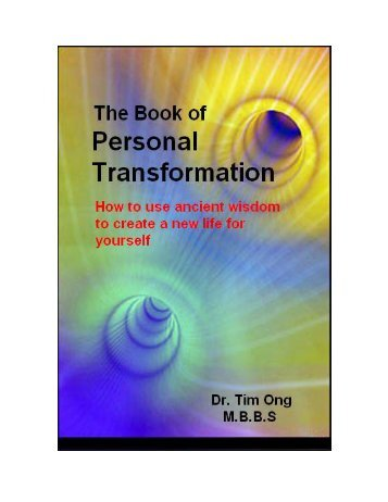 The Book of Personal Transformation - Trans4mind