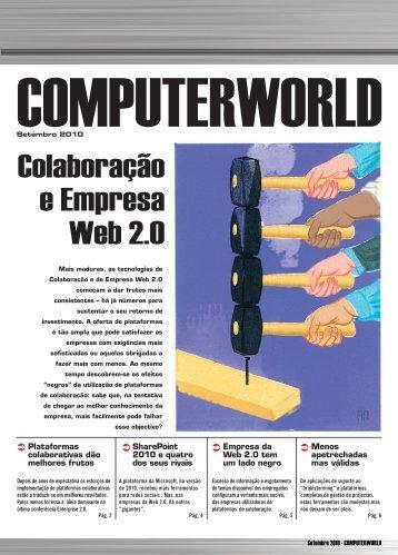 Descarregue aqui a edição completa - Computerworld