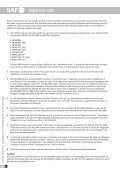 Instructions for use Universal Disc Brake Tool Case - saf-holland - Page 6