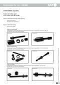 Instructions for use Universal Disc Brake Tool Case - saf-holland - Page 7