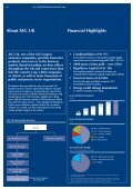 AIG UK lImIted PerformAnce revIew 2008 managing risk in ... - JLT - Page 2