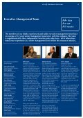 AIG UK lImIted PerformAnce revIew 2008 managing risk in ... - JLT - Page 7