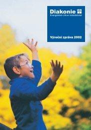 Výroční zpráva 2002 - Diakonie Evangelické církve metodistické ...