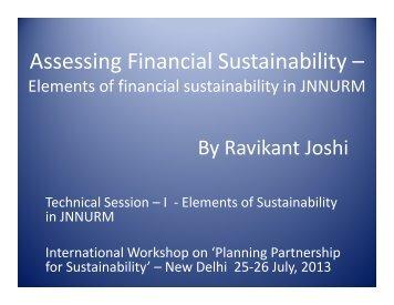 Dr. Ravikant Joshi, Advisory Business Associate, CRISIL