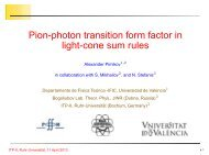 Pion Distribution Amplitude and Pion-photon transition form factor in ...
