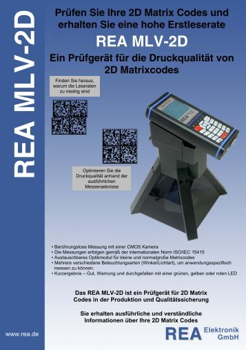 REA MLV-2D - Hessing-Algaba GmbH