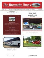 August 2012 - Ford & Mercury Restorers Club of America