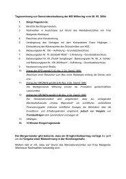 2004. 05. 26 - .PDF - Gemeinde Wilhering