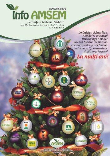 Revista Info-AMSEM Nr. 6 / 2012