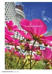 Sustainability Report - Genting Malaysia Berhad