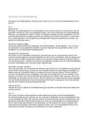 De inkoop van bedrijfscatering - Facto Magazine
