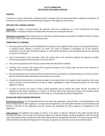 city-of-vermillion-application-for-zoning-variance- Variance Letter Template on closing letter template, capital letter template, order letter template, income letter template, dissolution letter template, sample letter template, lease letter template, statement letter template, waiver letter template, liability letter template, standard letter template, commitment letter template, debt letter template, estate letter template, modification letter template, assignment letter template, correction letter template, amendment letter template, partnership letter template, inventory letter template,