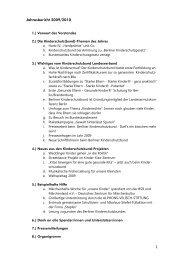 Jahresbericht 2009/2010 als PDF - Deutscher Kinderschutzbund