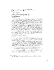 cnudmi/uncitral - Facultad de Derecho