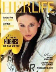 Erica - HER LIFE Magazine