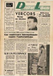 VIEI~COI~S - Archives du MRAP
