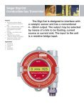 Combustible Gas Transmitter - Page 2