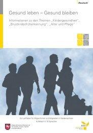 Gesund leben – Gesund bleiben - BKK Bundesverband ...