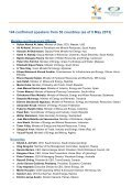 22 World Energy Congress - Swiss Energy Council - Page 2