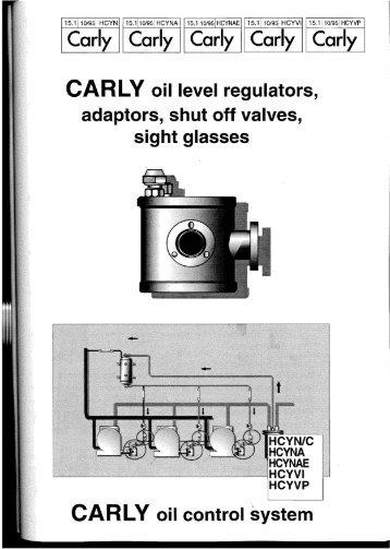 Carly Carly Carly Carly Carly CARLY oil level regulators, adaptors ...
