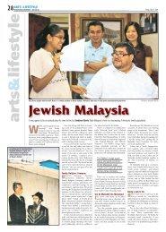 Jewish Malaysia