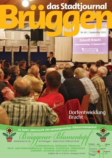 Stadtjournal September 2012.pdf - Stadtjournal Brüggen