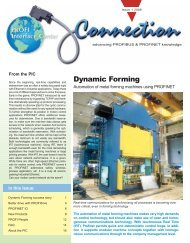 Volume 15 issue July 2008 - Siemens Industry, Inc.