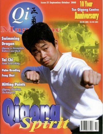 Issue 51 - Tse Qigong Centre