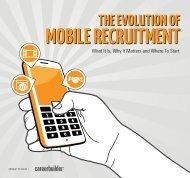 The Evolution of Mobile Recruitment - Icbdr