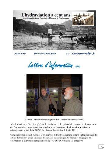 Lien - Infos étang de Berre - Free