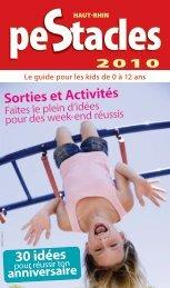 PeStacles 2010 en pdf - JDS.fr