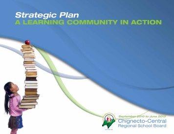 Strategic Plan - Chignecto-Central Regional School Board - Nova ...