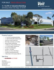 2275 Manya Street_1-5-12.pdf - Voit Real Estate Services