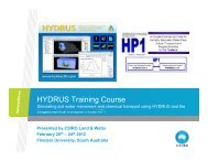Download the course flyer - PC-Progress