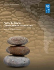 Paving the Way for Climate-Resilient Infrastructure - UN CC:Learn