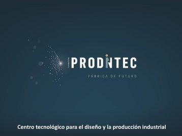 Diseño e ingeniería de producto - Fundación Prodintec