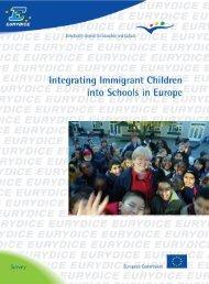 Integrating Immigrant Children into Schools in Europe