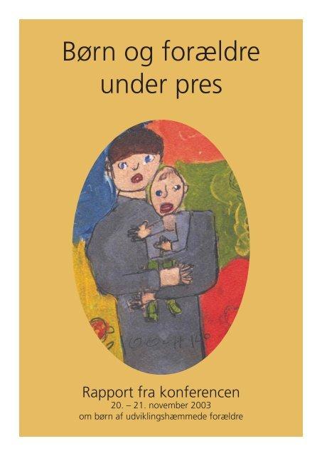 Børn og forældre under pres - Socialstyrelsen