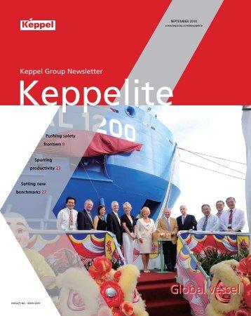 Global vessel - Keppel Corporation