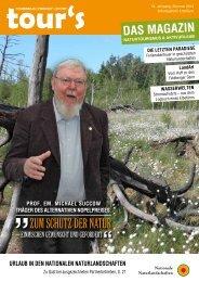 PDF herunterladen - Tours Magazin