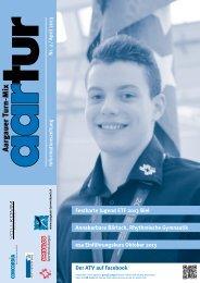Aktuelle Ausgabe 02_2013 - Aargauer Turnverband