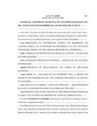 Acta Sessão 2005-02-28.pdf - Câmara Municipal de Santarém