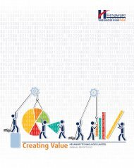 Annual Reports - Hexaware
