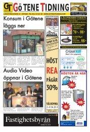 Vecka 46 - Götene Tidning