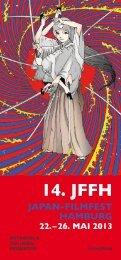 Programmheft des 14. JFFH 2013 (PDF) - Japan-Filmfest Hamburg
