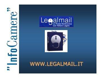 Legalmail - Camera di Commercio di Mantova - Camere di Commercio