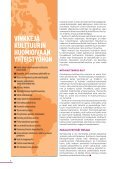 Kulttuurintuntemus kehityksen avaimena. V - Väestöliitto - Page 6