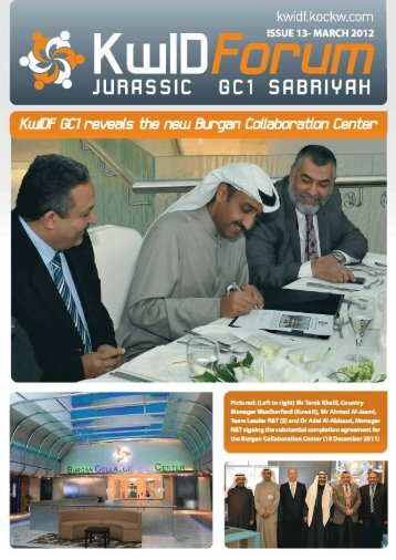 Download The Kuwait Integrated Digital Field Bulletin Nº13 - KwIDF